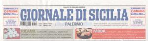 Giornale di Sicilia 13.marzo 2013