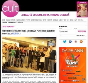 Palermofashionblog su Cultmagazine