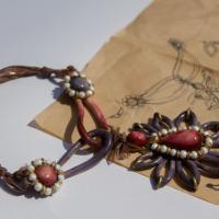 Luoghi sconosciuti e senza tempo, i gioielli retrò di Maria Grazia Bonsignore