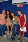 Kal e gli ospiti di Radio Tivu' Azzurra