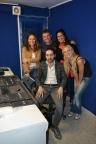 Gli ospiti di Radio Tivu' Azzurra e Sasa' Taibi