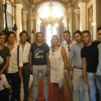 """Per """"Notte di Moda del Mediterraneo"""", l'intervista alla madrina della serata Angela Mattarella"""