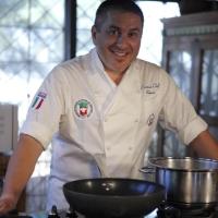 """Lo Chef Roberto Lombardo agli """"Antichi Sapori della Carne"""". Le Eccellenze a Palermo"""