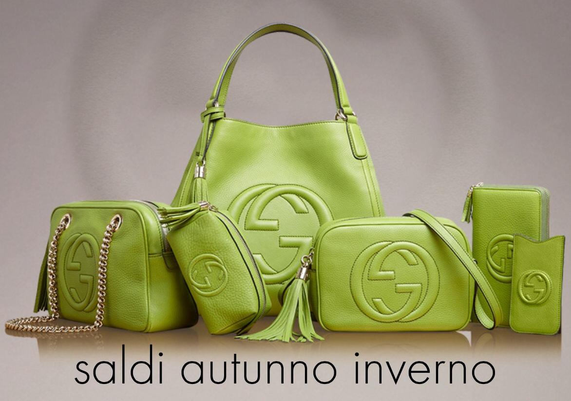 quality design 54ed6 c3067 Tornano i saldi Gucci: Autunno-Inverno collezione uomo/donna ...