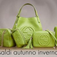 Tornano i saldi Gucci: Autunno-Inverno collezione uomo/donna 2013