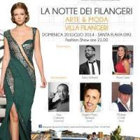 """""""La Notte dei Filangeri"""": Moda e Solidarietà a Santa Flavia"""