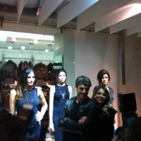 """Luca Argentero, Myriam e Giulia Catania, presentano """"Mia D'Arco"""" da Giglio In"""