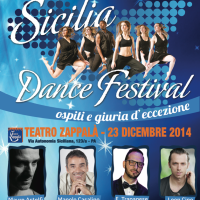 """""""Sicilia Dance Festival"""": il 23 dicembre, I° Trofeo Sicilia di danza al Teatro Franco Zappalà"""