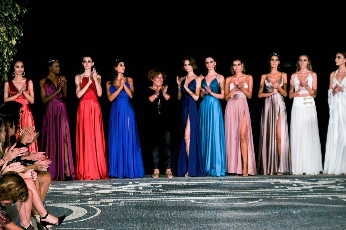 Milano Fashion Week: la palermitana Katia Montagna, tra gli stilisti emergenti più applauditi della MFW