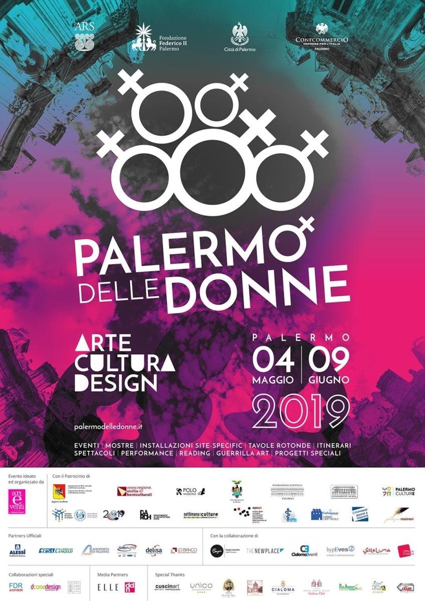 """""""Palermo delle Donne"""": dal 4 Maggio al 9 Giugno cultura, informazione ed eventi dedicato alle donne e al loro ruolo nella società contemporanea"""