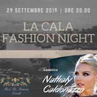 """Domenica 29 Settembre""""La Cala Fashion Night"""": mare, moda e bellezza con la bellissima Nathaly Caldonazzo"""