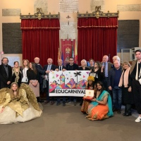 Torna Educarnival: al via la VI edizione del Carnevale di Palermo, con più di 1200 studenti in maschera