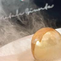 ExpoCook alla Fiera del Mediterraneo di Palermo, e lo chef Natale Giunta, presenta la sua sfera di tiramisù sferificato!
